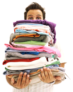 Clothing donation drive the hartsprings foundation for Shirts that donate to charity